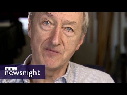 Julian Barnes: The FULL INTERVIEW - BBC Newsnight