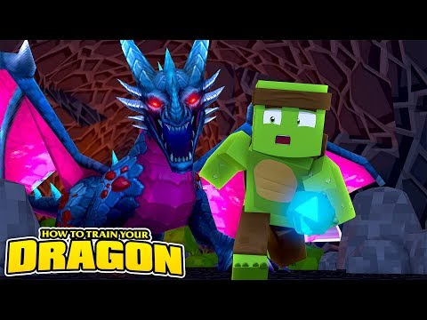 THE DOOR IS OPEN INTO THE GIANT DRAGON! (4/4) - How to Train Your DRagon w/TinyTurtle