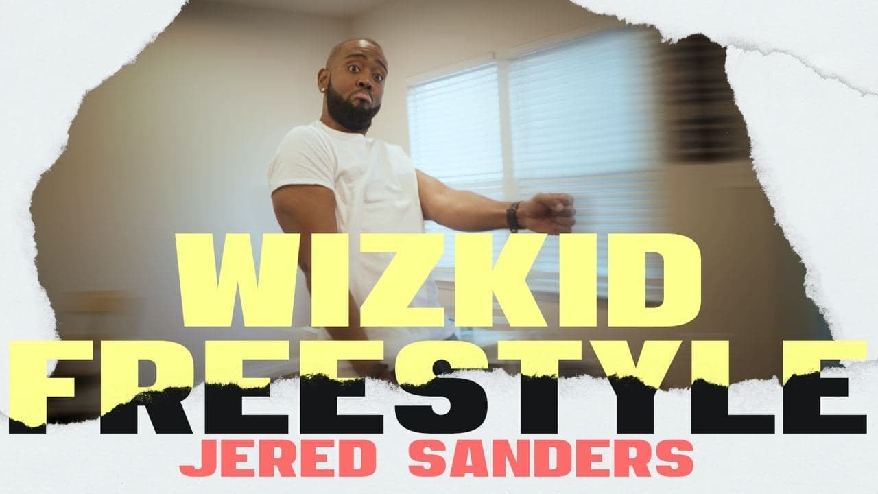 Jered Sanders - WizKid Freestyle (#BlackFriday3 Available Exclusively On GOM Plus App)