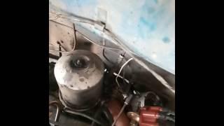 установка зажигания двигателя после кап ремонта Зил 130
