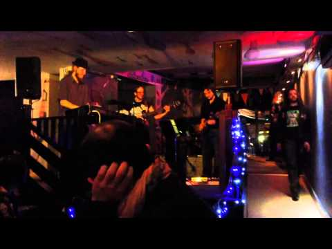 The Full Moon bar - Cardiff - Live Videogame music