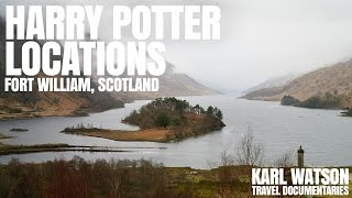 Discovering the Harry Potter Hogwarts location in Scotland