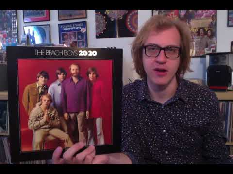 Album Review 141:  The Beach Boys - 20/20 Mp3