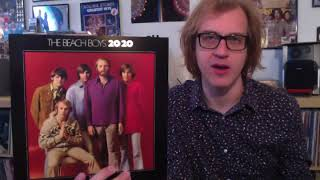 Album Review 141:  The Beach Boys - 20/20