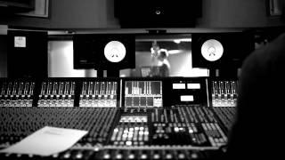 Killian Donnelly and the 'Commitmentettes' in the recording studio - sneak peak