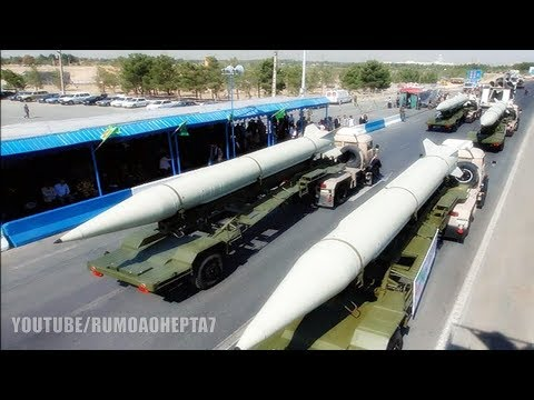 Iran Military Parade Best Moments - Sacred Defense Week 2018