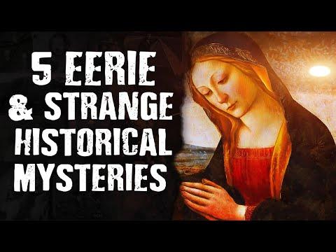 5 EERIE & STRANGE Historical Mysteries