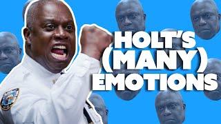 Captain Raymond Holt: The Emotional Rollercoaster   Brooklyn Nine-Nine   Comedy Bites