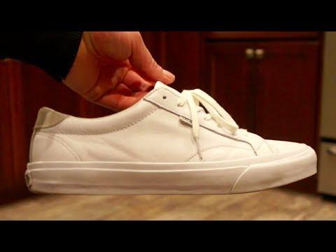 VANS Court DX Shoe Review - YouTube