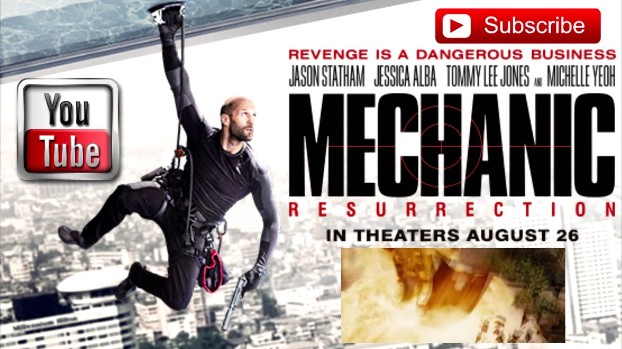 THE MECHANIC 2 : Resurection (2016) TV Spot #1 (Jason Statham Movie) HD