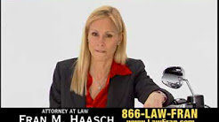 Fran Haasch Your Florida Motorcycle Attorney That RIDES! 1-866-LAW-FRAN