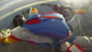 Erster Fallschirmspung AFF bei Paranodon in Illertissen