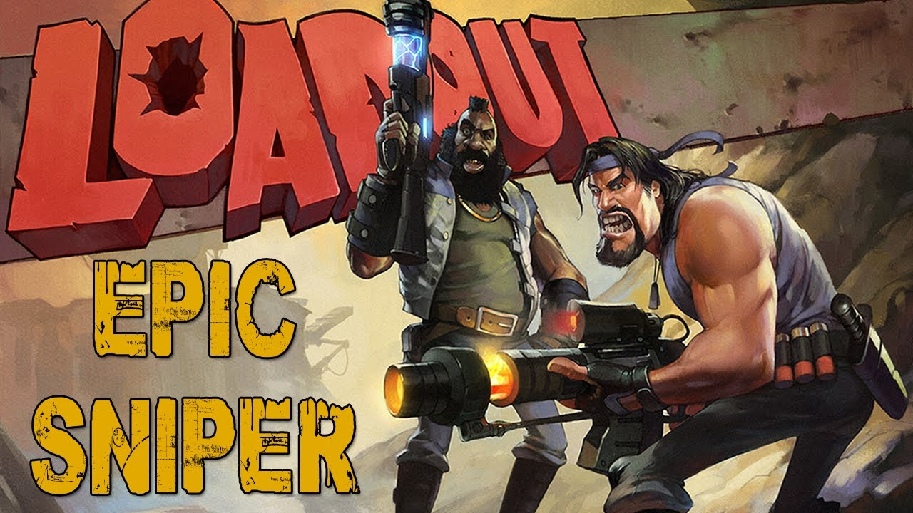EPIC SNIPER RIFLE! (Loadout w/ Goldy & Friends) #3 ...