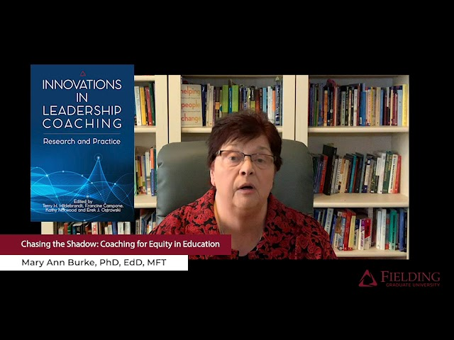Innovations in Leadership Coaching: Research and Practice | Chapter 15 (Fielding Monograph Series)