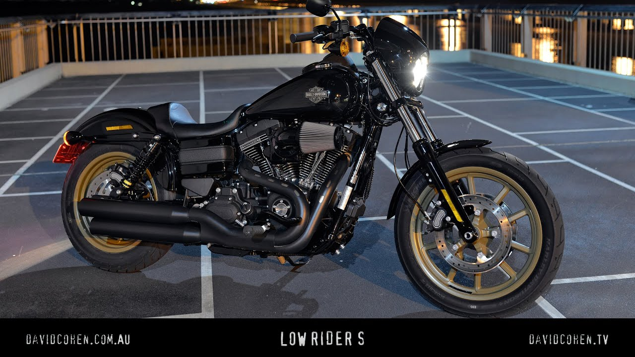 harley dyna low rider s test youtube. Black Bedroom Furniture Sets. Home Design Ideas