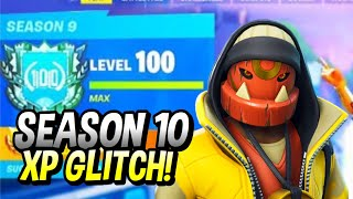 FORTNITE SAISON 10 XP GLITCH!