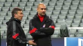 FC Bayern & Pep Guardiola: Keine Ruhe im Paradies | FC Bayern München - AS Rom