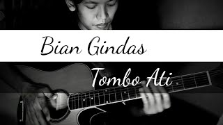 Ost Tuhan Ada Dimana-mana SCTV -Tombol Ati _ Bian Gindas ( Fingerstyle Guitar Cover )