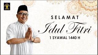 Selamat Hari Raya Idul Fitri 1440 H Kanwil Kemenkumham NTB