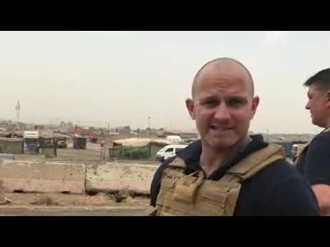 G4S Ordnance Management in Mosul, Iraq