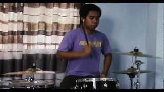 Gloc 9 - Kung Tama Siya - Drum Cover