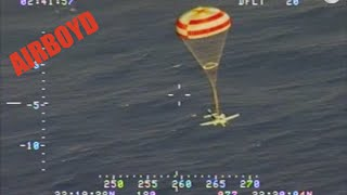Cirrus Airframe Parachute System (CAPS) In Action
