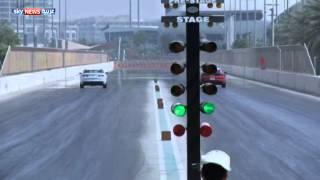 يوم لتجارب القيادة بحلبة مرسى ياس