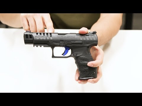 Walther Q5 Match - The Lost Segment