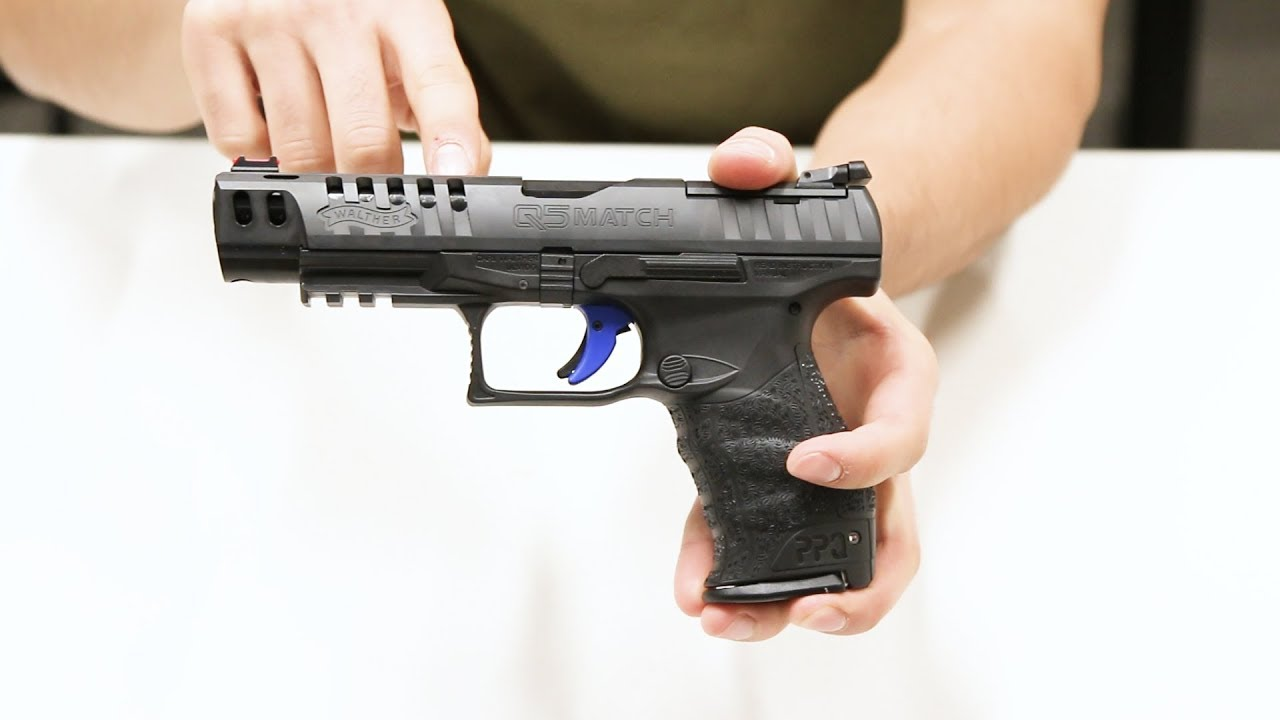walther q5 match the lost segment youtube