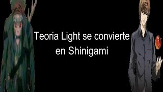 Loquendo-Teoria Light se convierte en shinigami (HD)