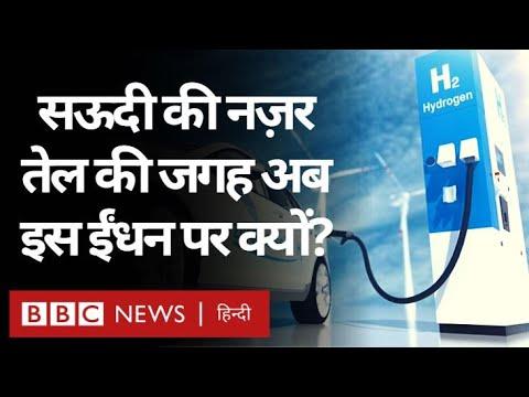Saudi Arab की तेल के अलावा अब Hydrogen Fuel पर क्यों है नज़र?  (BBC Hindi)
