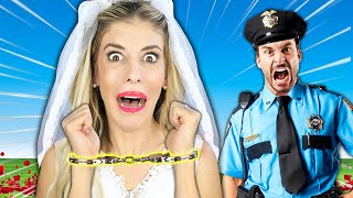 I Got ARRESTED On My WEDDING Day!