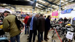 classicbikeshows: 34th Carole Nash Bristol Classic MotorCycle Show