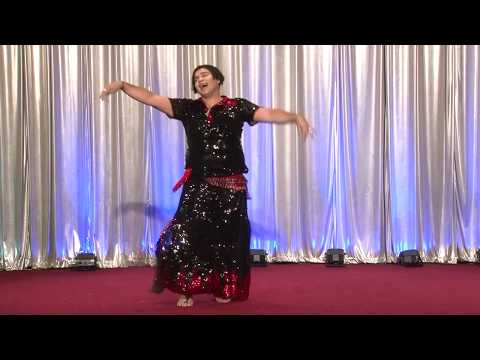 Tommy King - Belly Dancer Mediterranean Delight Festival - Prague 2017