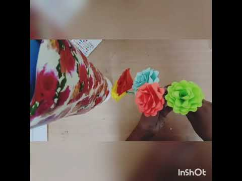 How to make DIY flower bouquet