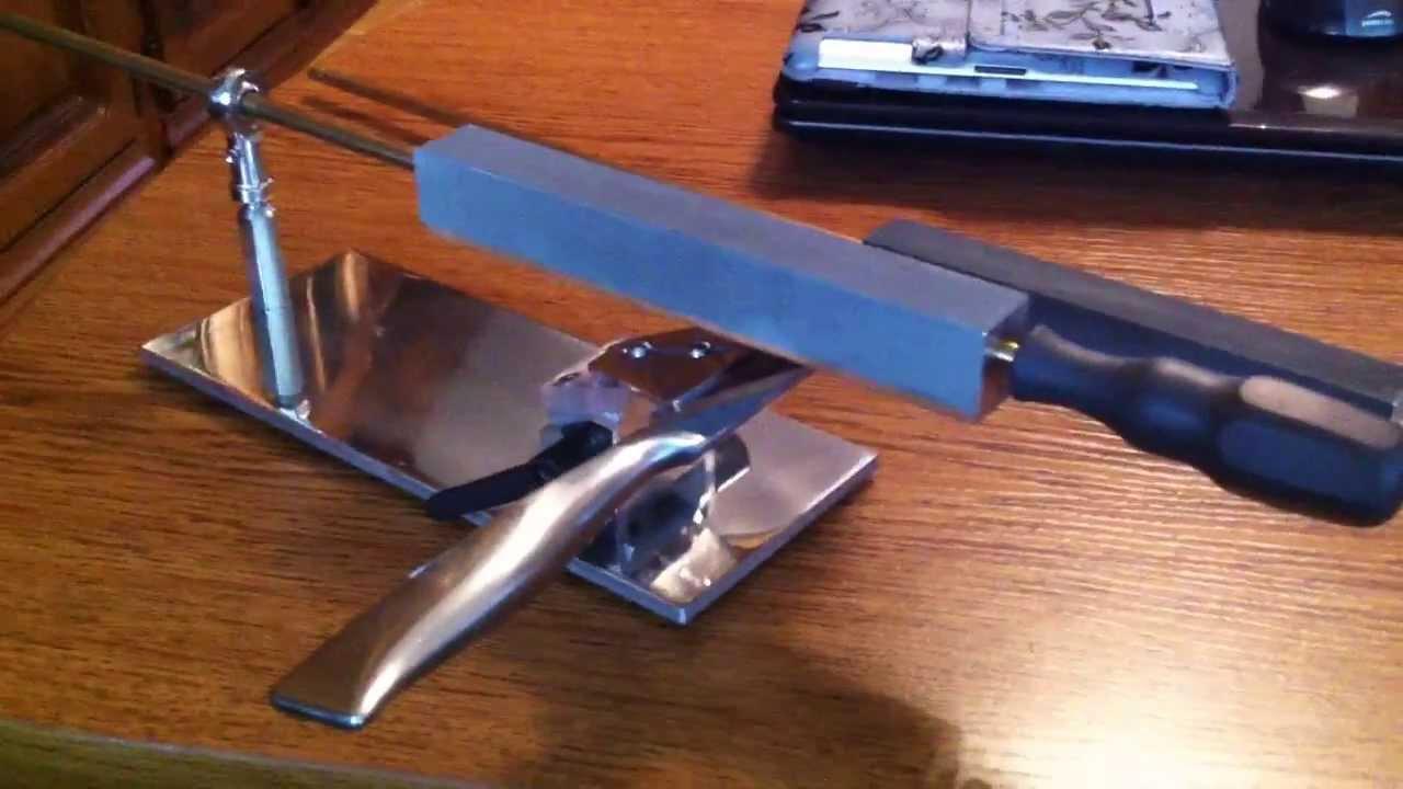 Поворотная точилка для ножей купить