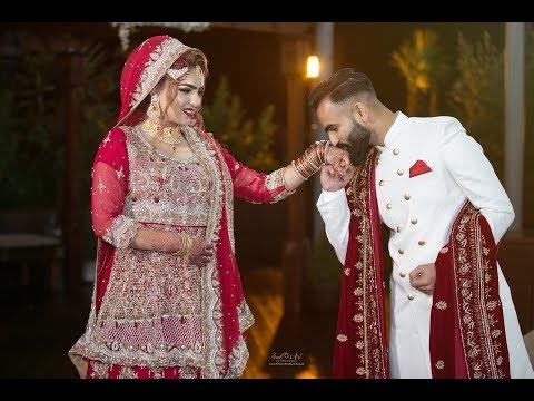 Pakistani Wedding Highlight - Ark Royal Venue - Female Videographer & Photographer - Ve Mahi