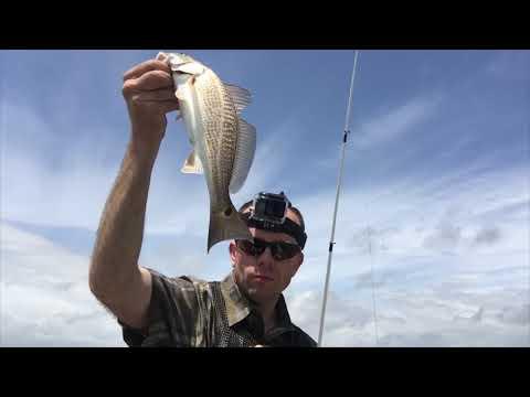 Sabine Pass Fishing Trip