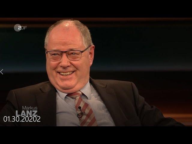 Markus Lanz | 30.01.2020 | Peer Steinbrück, Joey Kelly, Luke Kelly, Jacqueline