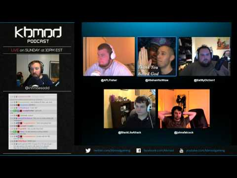 KBMOD Podcast - Episode 105 ft. AllShamNoWow and EatMyDiction1