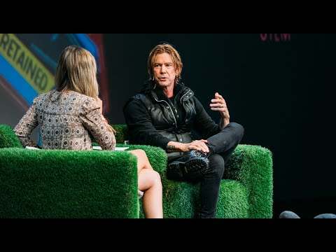 Duff McKagan Interview With Milana (Rabkin) Lewis | Upfront Summit 2019