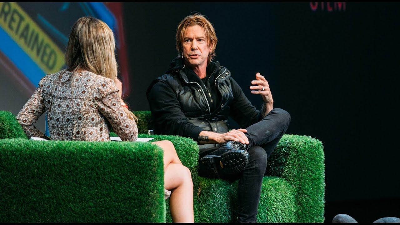 Duff Mckagan Recalls Guns N' Roses' 'Pretty Ferocious' First