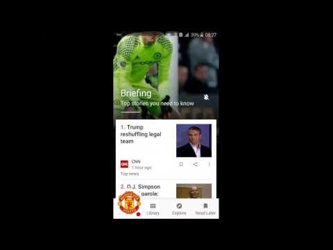My Play Newsstand Stream