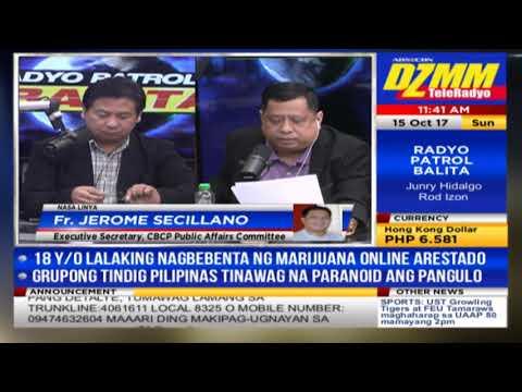 CBCP denies hand in Duterte 'destabilization'