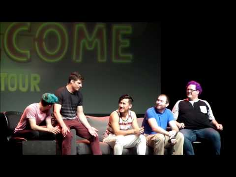 Q & A | Dallas, Texas | 6/7/17 | Markiplier's You're Welcome Tour