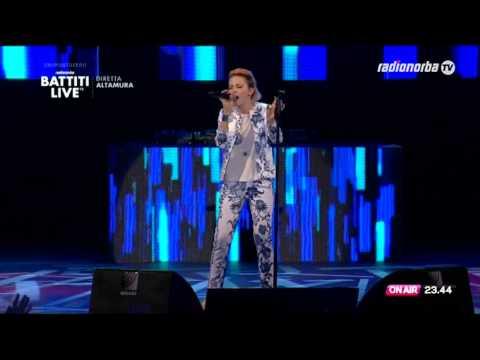 Emma Louise - Battiti Live 2013 - Altamura