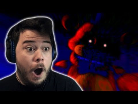 ALL ENDINGS + EXTRAS | Five Nights Before Freddy's 2 (Nights 5 and 6)