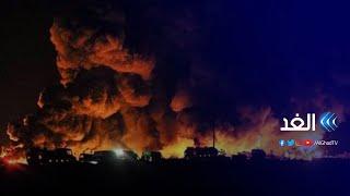 قصف مطار أربيل الدولي بعدد من القذائف الصاروخية