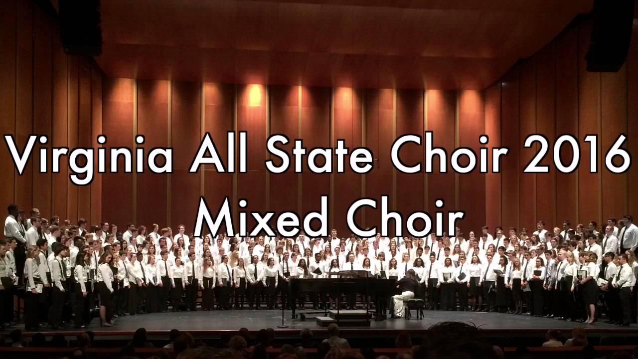 Colorado all state choir performance dresses