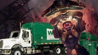 Dumpster Truck Nautilus